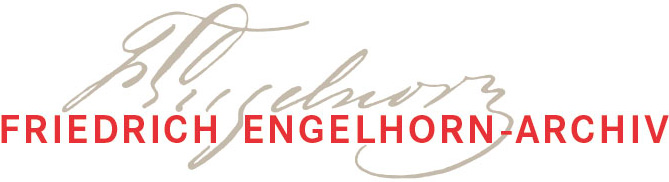 Signet des Friedrich-Engelhorn-Archivs, Mannheim