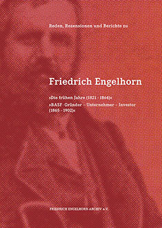 Buchcover Reden, Rezensionen und Berichte zu Friedrich Engelhorn - hier klicken, um das Inhaltsverzeichnis anzuzeigen